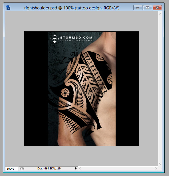 digital-mockup-of-a-shoulder-tattoo-on-a-blank-body-picture