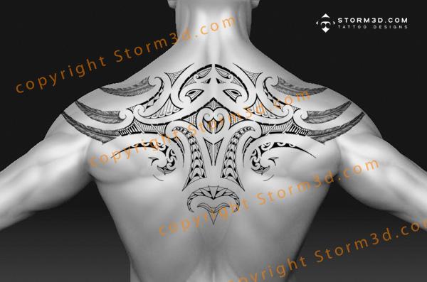 Mauri-back-tattoo-design-maori-style-upperback