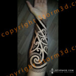 inner-forearm-maori-tribal-tattoo-designs-for-sale