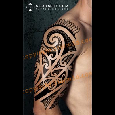 maori koru design with copic marker shading. Black Bedroom Furniture Sets. Home Design Ideas