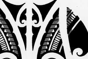 high-resolution-maori-symmetric-drawing-design