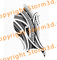 flowing-maori-curves-island-tattoo-designs-for-sale