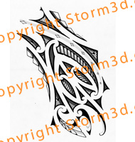 thumbnail-high-quality-maori-tattodesigns-by-storm3d