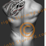 upperback-shoulderblade-tattoo-design-maori-polynesian-storm3d