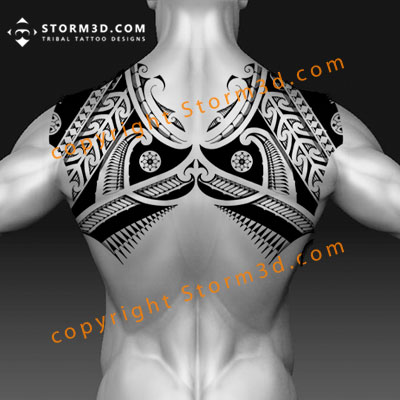 upperback-symmetry-tattoo-polynesia-black-ink-drawings-tattoo
