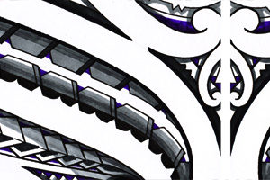 maori-chestpiece-tattoo-symmetrical-koru-design-by-storm3d
