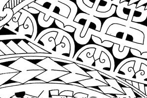 marquesan-samoan-polynesian-tattoos-for-the-chest-designs