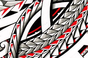 polynesian-tribal-designs-buy-flash-sheets-contemporary-tattoos