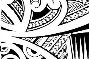 samoan-maori-polynesian-forearm-tattoos