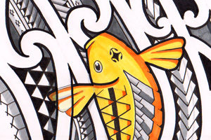 tribal-koifish-tattoo-design-high-resolution