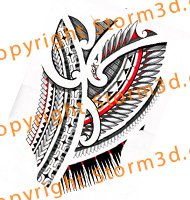 forearm-maori-tribal-tattoo-thigh-design-high-resolution-art