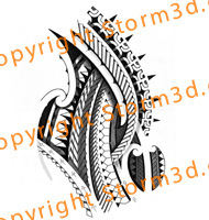 high-resolution-maori-tattoos-for-sale-flash