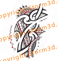 maori-tribal-tattoo-images-for-sale-high-quality-flash-sheets