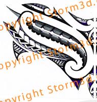 symmetrical-polynesian-chesttattoo-design-storm3d