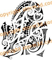 mauri pattern for sleeve tatoos