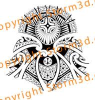 quarter-sleeve-maori-tattoo-designs-for-sale-moko