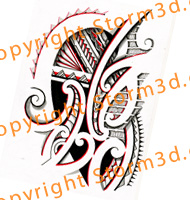 traditional-maori-tattoo-designs-for-sale-buy-storm3d