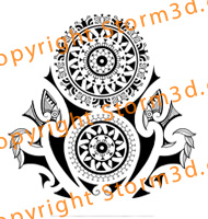 tribal-mandalas-tattoo-pictures-maori-style-patterns
