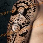 maori-dwayne-Johnson-shoulder-tattoo-the-Rock