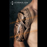 halfsleeve-polynesian-black-designs-upper-arm-storm3d
