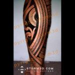 calf-tattoo-patterns-high-quality-design