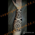 tribal-polynesian-mandala-design-storm3d-tattoos