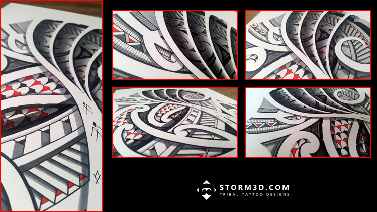 tribal-tattoo-pictures-storm3d-designs-copic-markers