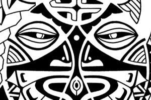 buy polynesian flash online tattoo artist