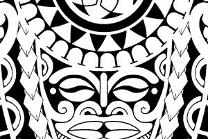 high-quality-polynesian-flash-tattoo-designs-mask