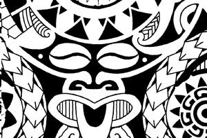 mask-tiki-tattoo-design-polynesian-sleeves