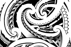 traditional-maori-tattoos-koru-pattern