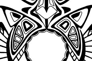 butterfly-bird-tattoo-tribal-haida-pictures