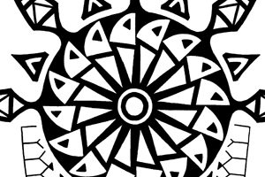 tribal-sun-tattoos-maori-polynesian-styles-black-ink